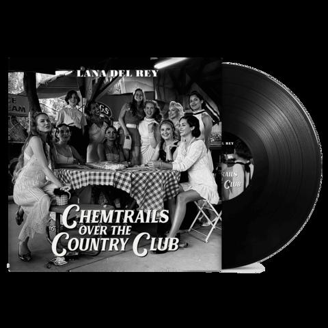 √Chemtrails Over The Country Club von Lana Del Rey - LP jetzt im Lana del Rey Shop