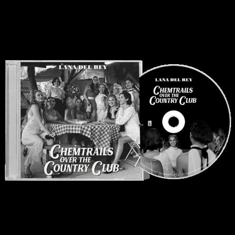 √Chemtrails Over The Country Club von Lana Del Rey - CD jetzt im Lana del Rey Shop