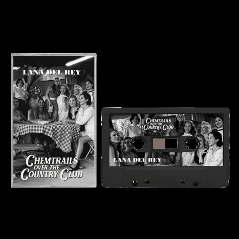 Chemtrails Over The Country Club (Exclusive Cassette 1) von Lana Del Rey - MC jetzt im Lana del Rey Shop
