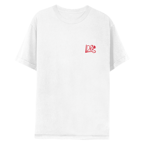 Chemtrails Over the Country Club by Lana Del Rey - t-shirt - shop now at Lana del Rey store