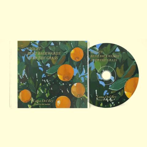 √Violet Bent Backwards Over The Grass von Lana Del Rey - CD jetzt im Lana del Rey Shop