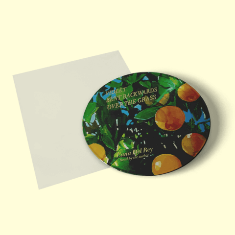 Violet Bent Backwards Over The Grass (ltd. Picture Disc Vinyl) by Lana Del Rey - LP - shop now at Lana del Rey store