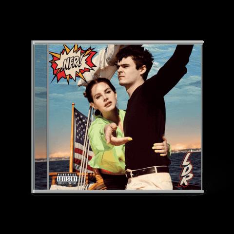 √Norman Fucking Rockwell! von Lana Del Rey - CD jetzt im Lana del Rey Shop